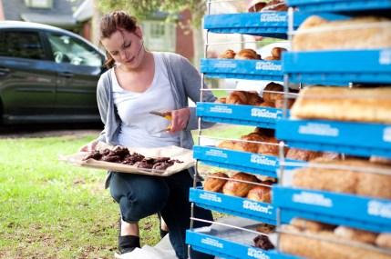 Rachel Groenewald from Art is In Bakery