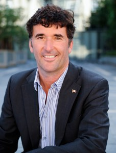 MPP Paul Dewar has a very Canadian reading list. Photo submitted by the office of Paul Dewar.
