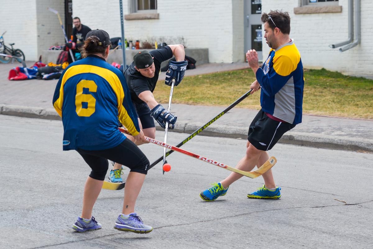 Kitchissippi S Champion Street Hockey Team Revealed Plus Game Day