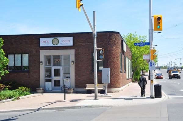 Ottawa Integrative Cancer Centre. Photo by Andrea Tomkins
