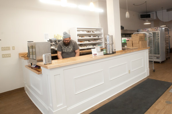 SuzyQ's new store is located at 969 Wellington St. in the former West End Well. Photo by Kate Settle