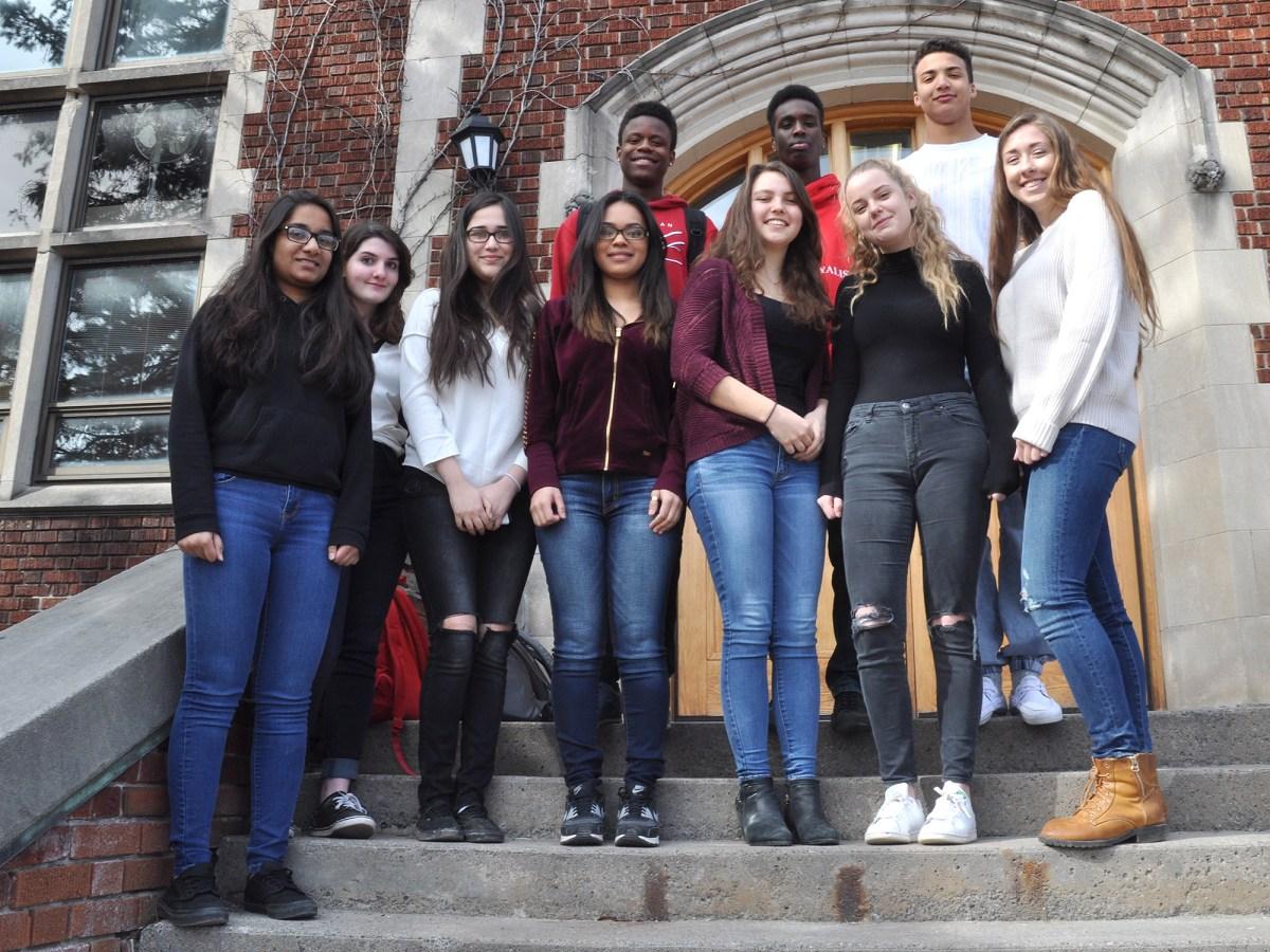 New initiative at Nepean HS kickstarts important conversations
