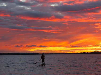 November 6th, 2015 Paddleboarder.
