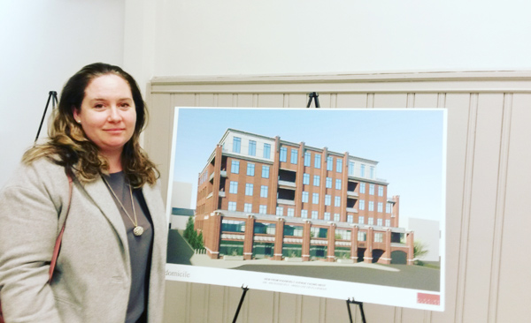 Residents Lament Roosevelt Avenue Condo Proposal