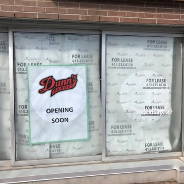 A new Ottawa location of Dunn's is coming to Westboro