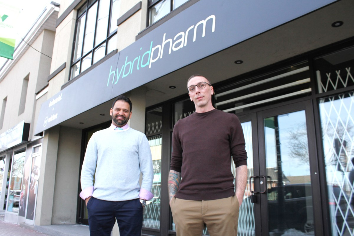 When compounding pharmacy meets cannabis programming