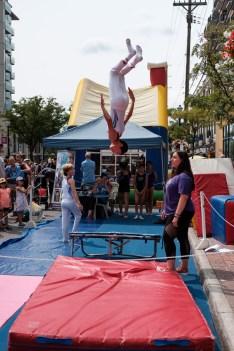 Ottawa Gymnastics Centre flying high on the street