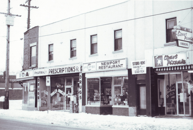 Newport and Cicero 1979