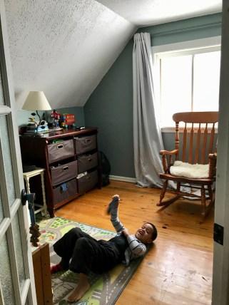 Nico's room!