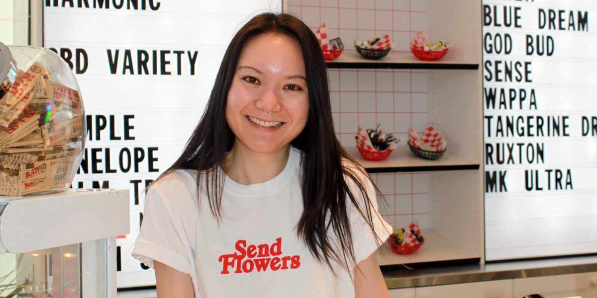 Mimi Lam, Superette co-founder and CEO. Photo by Hollie Grace James