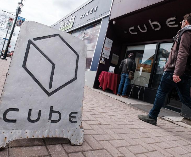 Cube Gallery Ottawa