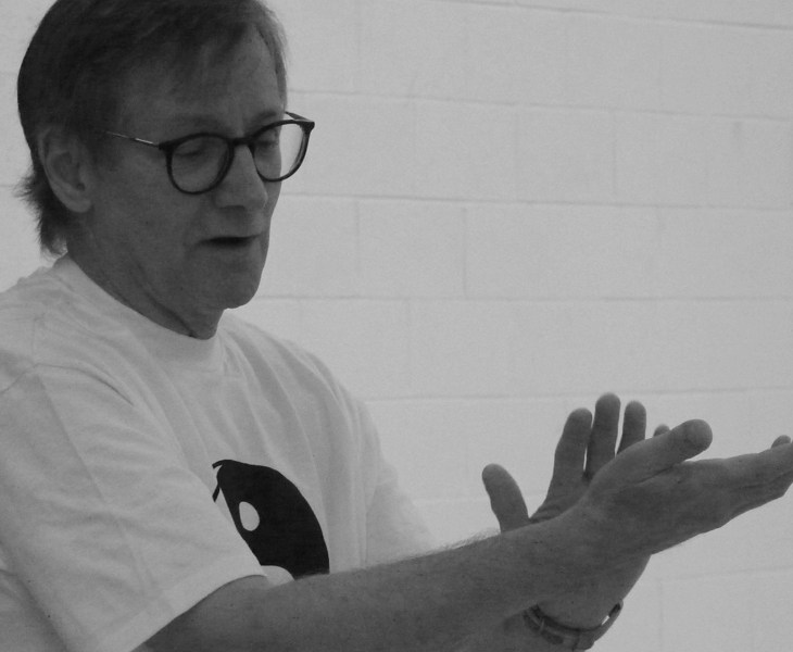 Paul Hope, Tai-Chi instructor at Dovercourt Recreation Centre