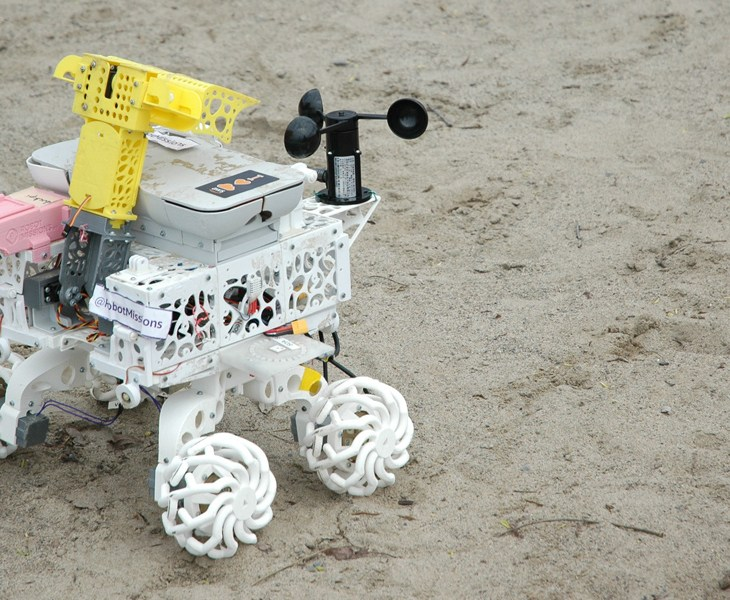 "Robot Missions ""beach bot"""