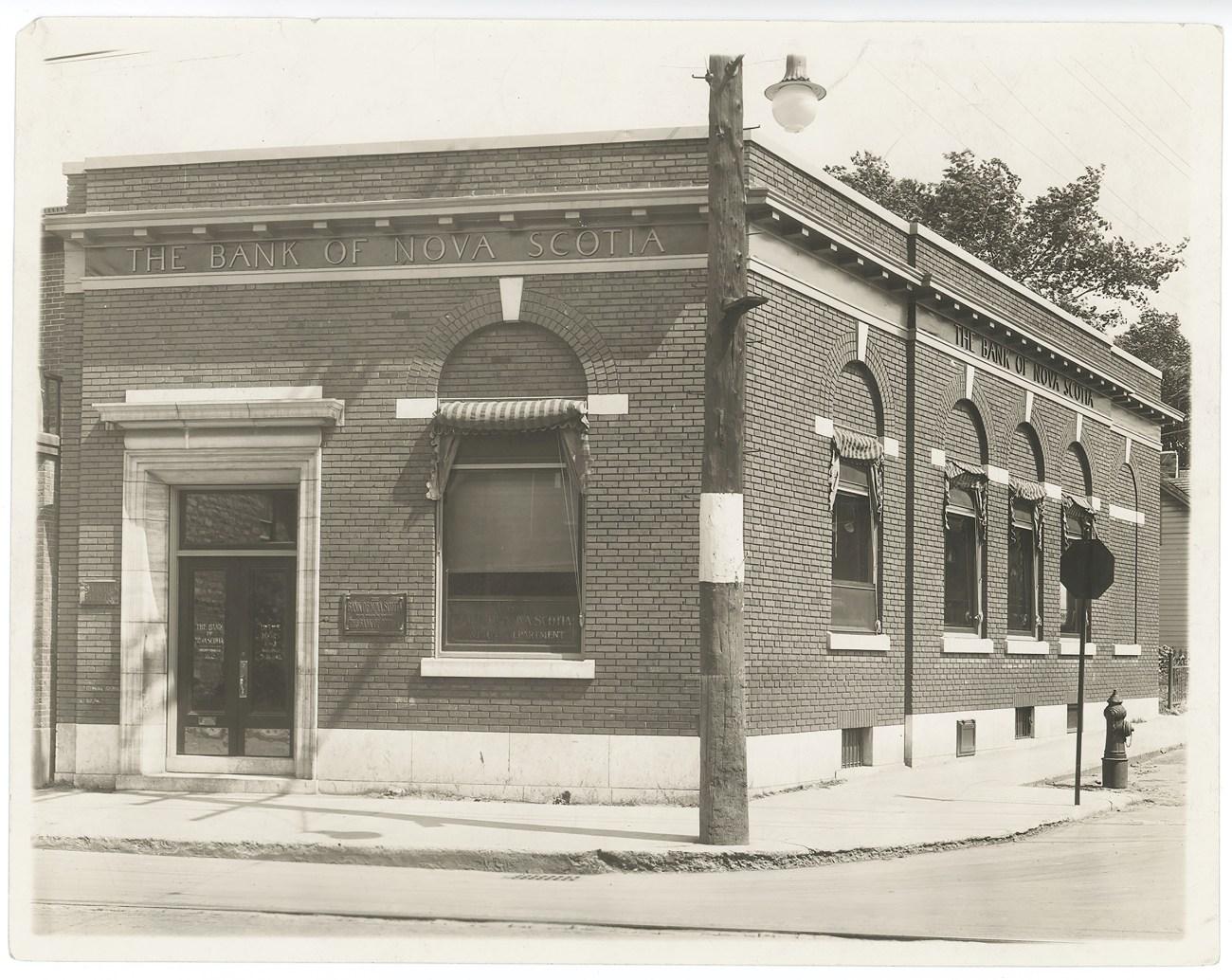 Bank of Nova Scotia building