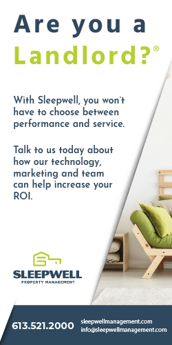 Sleepwell Property Management Banner