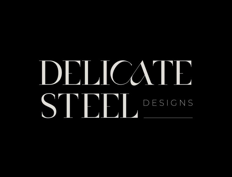 Delicate Steel-logo