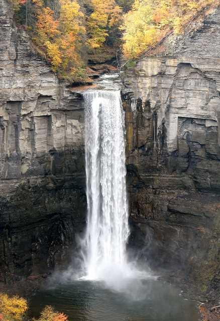 Taughannock Falls, NY Photo by Kit Dunsmore