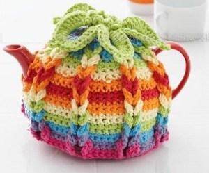 DIY Tea Cozy Leah