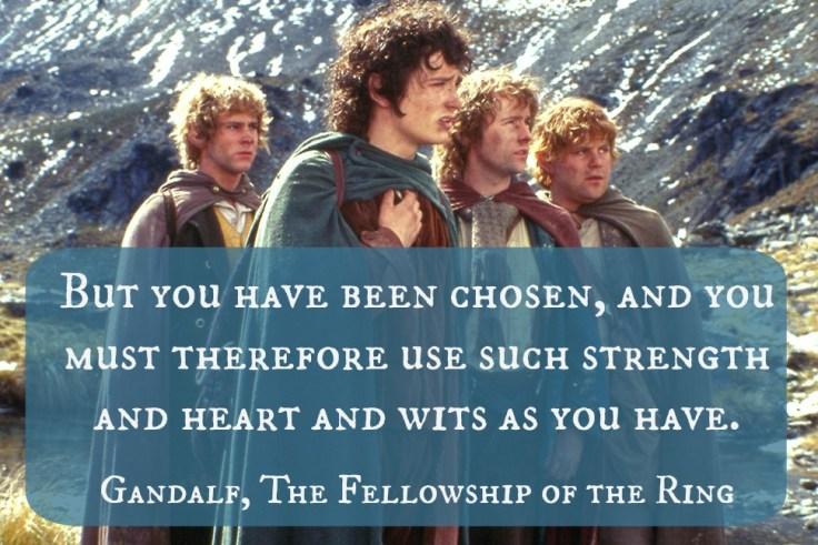 HobbitsChosen