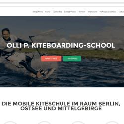 Die neue Seite von Olli P. KB School ist online