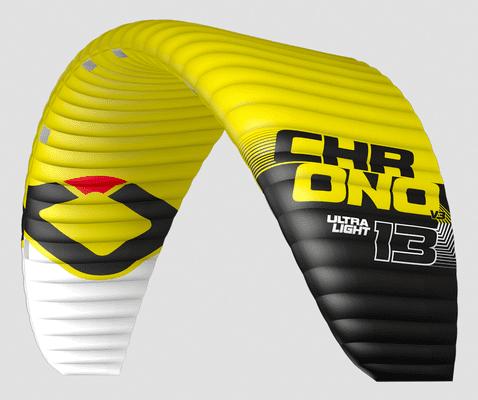 Ozone Chrono V3 Ultralight gelb