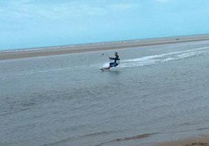 Learn to Kite - Kiteboarding Cairns, Andrew Bamford