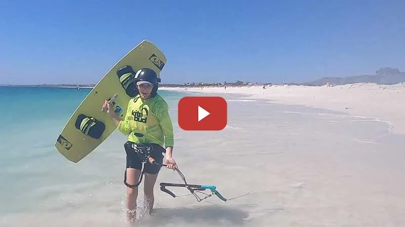 Kitesurfing Lessons Perth