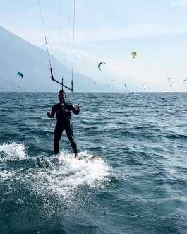 Package 10 Lift kitesurf lake garda