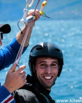 4 Kitesurfing lessons all inclusive