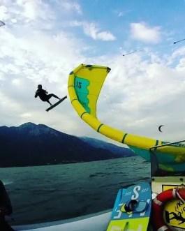 1 Lezioni  kitesurf tutto incluso
