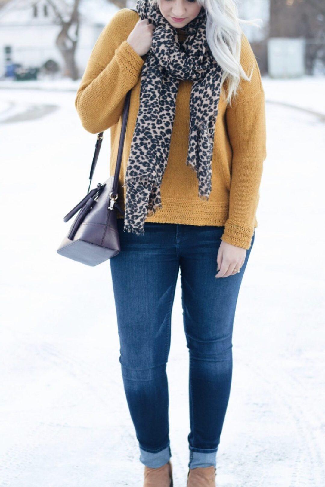 Favourite winter turtleneck sweater