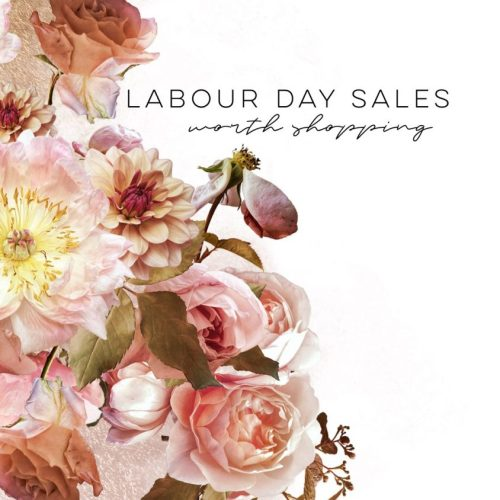 Labour Day Weekend Sales