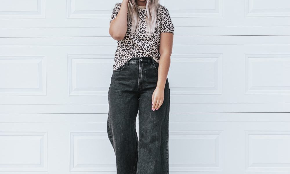 Style Session: Leopard T-shirt
