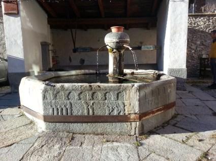 Fontana di Salbertrand