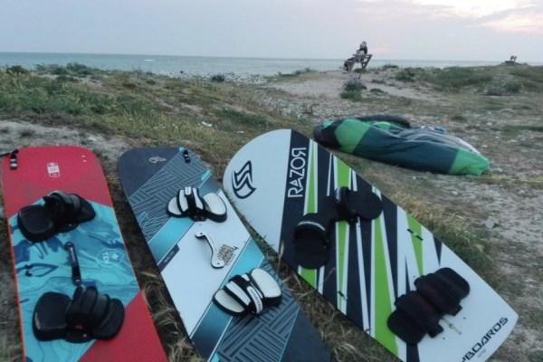 Apprendre le kitesurf à Oléron
