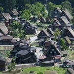 世界遺産でもあり『アニメの聖地』でもある古き日本を残した白川郷