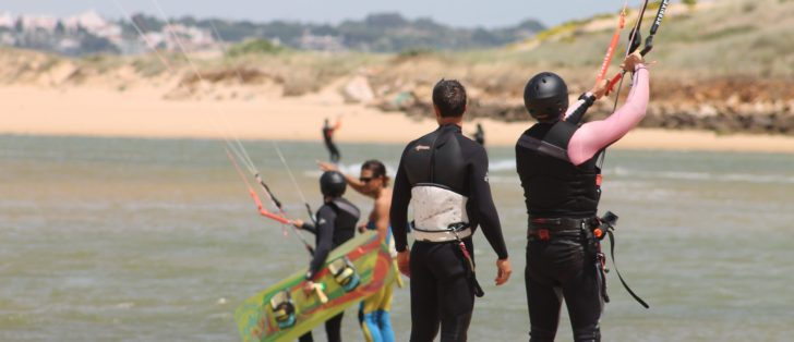 kitesurf portugal school