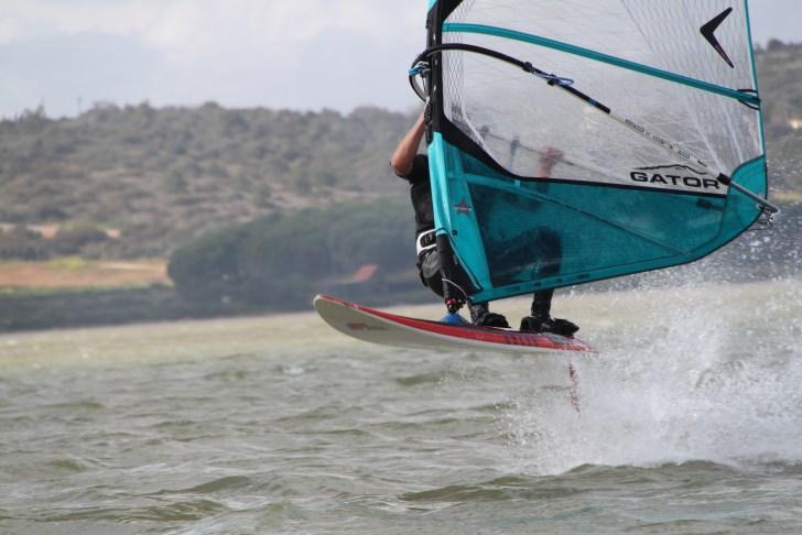 algarve windsurfing