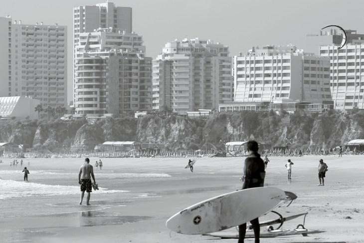 Portimao kitesurfing
