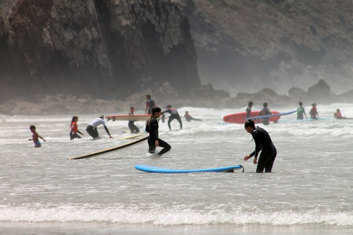 Surf Camp Lagos