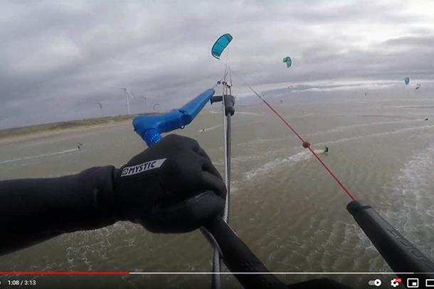 Megaloop - koningsdag kitesurf blogs