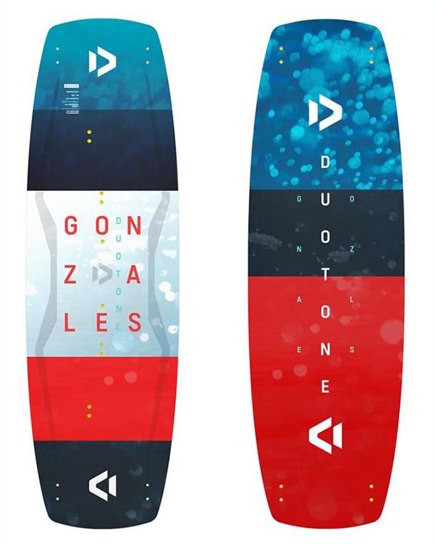Duotone Gonzales kiteboard