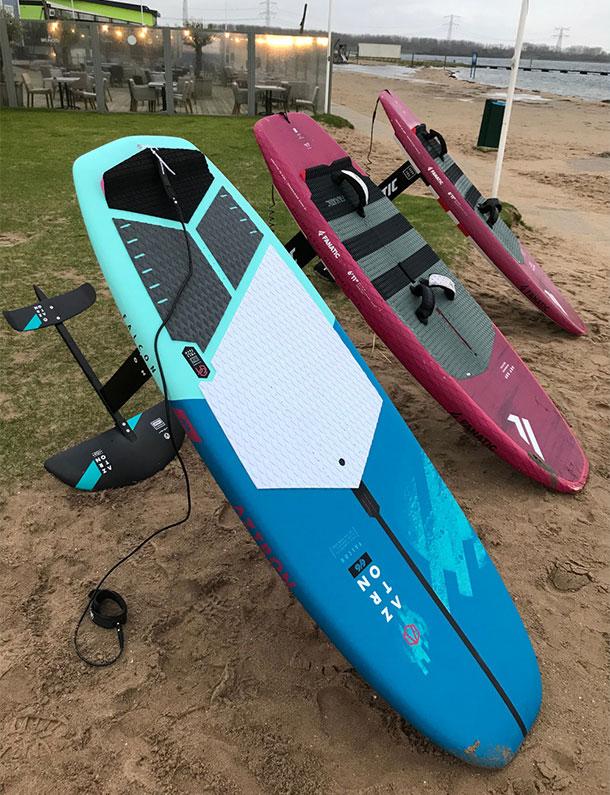 Wingsurf boards
