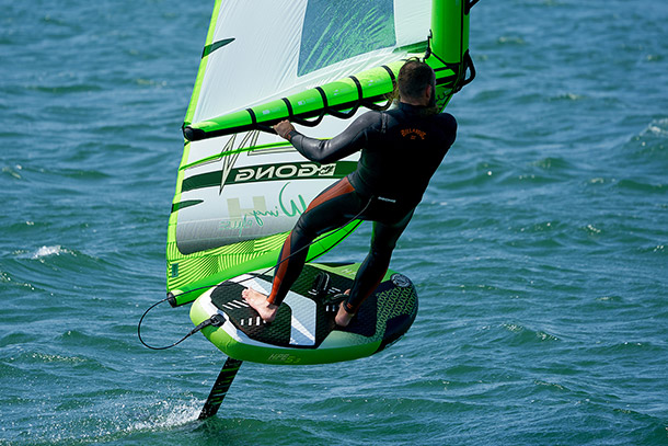 Gong Wing Surf opblaasbaar wingsurf board