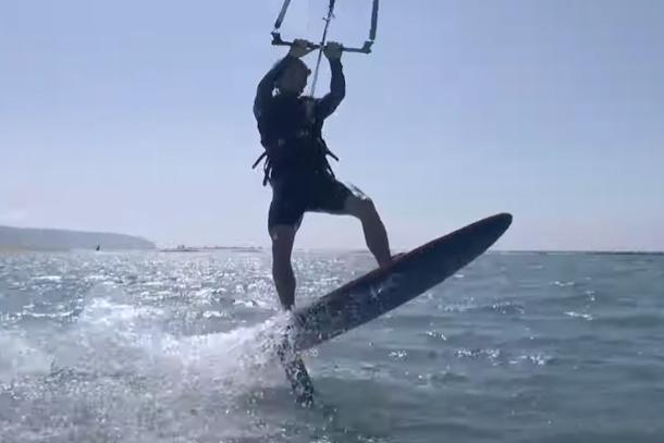 Kitefoil Tips