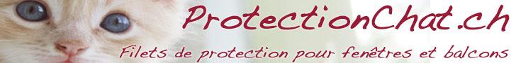 Filets de protection pour chats - www.ProtectionChat.ch