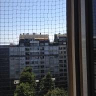 Sécurité chat pour fenêtre