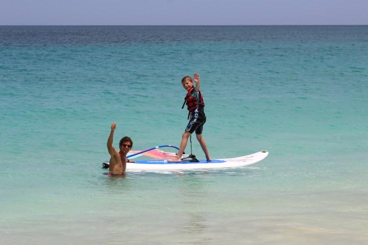 Windsurfcursus Sal, Kaapverdië