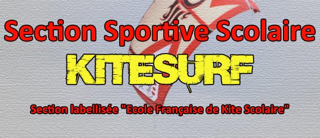 Ouverture de la 1ère Section Sportive Kitesurf