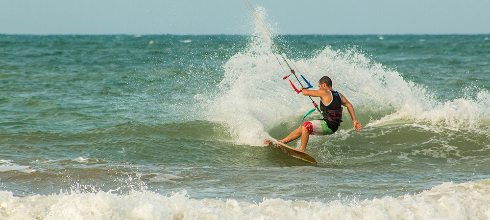 learn how to take the waves well in icaraizinho
